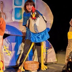 "3.Theatre for children – ""Balbina"""